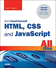 In just a short time, you can learn how to use HTML5, Cascading Style Sheets (CSS3), and JavaScript together to design, create, and maintain world-class websites.    Using a straightforward, step-by-step approach, each lesson in this book bui...