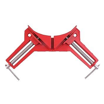 ... de la imagen titular de la abrazadera de la esquina carpintería kit de mano soportar mayor fuerza de intensidad: Amazon.es: Bricolaje y herramientas