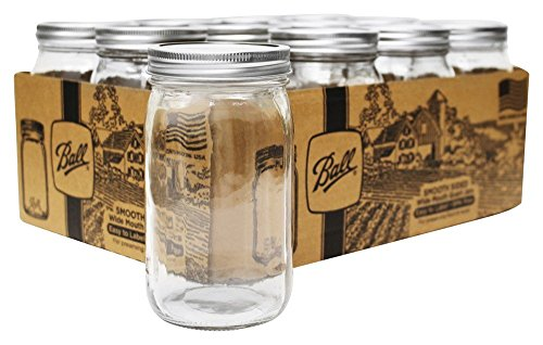Quart Size Canning Jars - 2