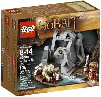 b7fd0c4c94b1c LEGO The Hobbit Riddles for The Ring