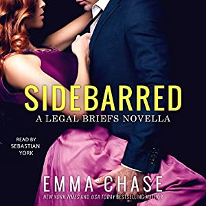 Sidebarred Audiobook