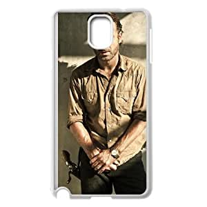 Samsung Galaxy Note 3 Cell Phone Case White The Walking Dead IEK Generic Phone Cases Fashion