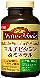 大塚製薬(オオツカセイヤク) ネイチャーメイド マルチビタミン&ミネラル ファミリーサイズ 200粒