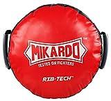 Mikardo non rip RIB-TECH Round Boxing Muay Thai MMA Kickboxing Punch Striking Pad Shield