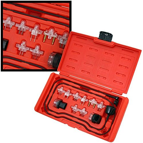 11 Pcs Electronic Fuel Injection Noid Light Test Light Set Efi Diagnostic Tool