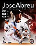 ": Jose Abreu Chicago White Sox 2014 Rookie of the Year Photo (Size: 8"" x 10"")"