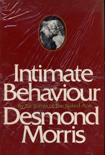 Intimate Behaviour Desmond Morris product image