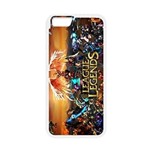 iphone6 4.7 inch phone cases White League Of Legends cell phone cases Beautiful gifts NYTR4624150