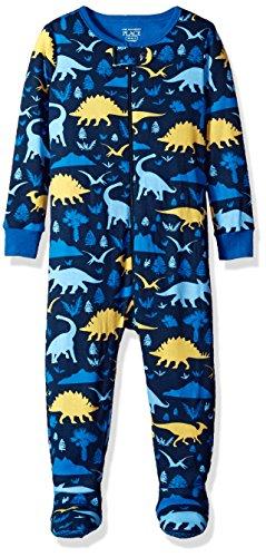 The Children's Place Baby Stretchie Pajamas, Tidal 91431, (Cool Infant T-shirts)