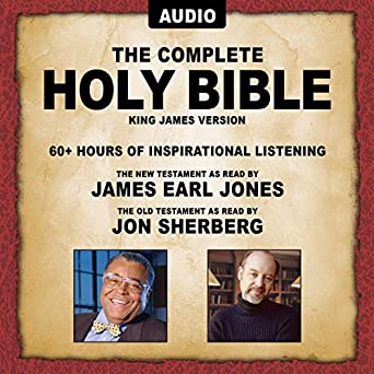 Amazon com: The Complete Audio Holy Bible - KJV: The New