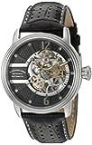 Stuhrling Original Men's 308A.33151 Legacy Analog Display Automatic Self Wind Black Watch