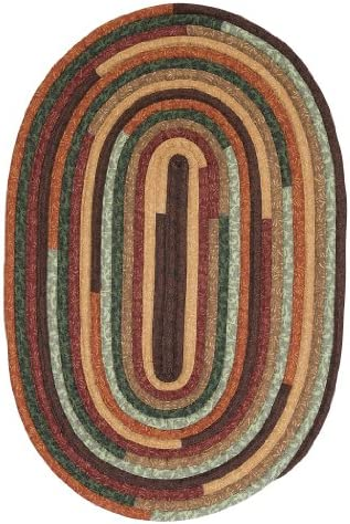 Quilter's Choice Polypropylene Braided Rug