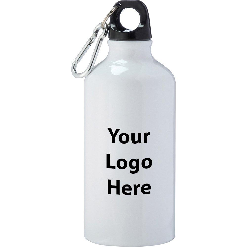 Li'l Shorty 17 Oz. Aluminum Sports Bottle - 100 Quantity - $3.65 Each - Promotional Product/Bulk with Your Logo/Customized