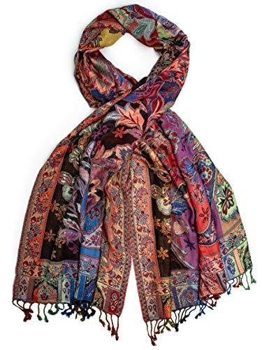 Bohomonde Bethshaya Cashmere Pashmina Paisley product image