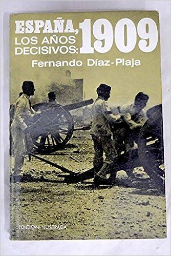 España, Los Años Decisivos : 1931: Amazon.es: Guillermo Díaz Plaja: Libros