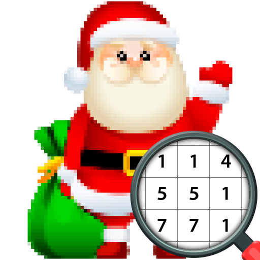 Amazon.com: Christmas Pixel Art - Color By No. Coloring Pages: Appstore For  Android