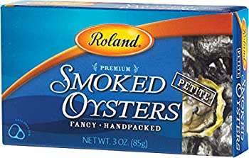 Roland Petite Smoked Oysters
