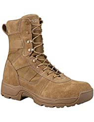 Propper Series 100 8 Leather & Cordura Tactical Military Combat Boot - Coyote