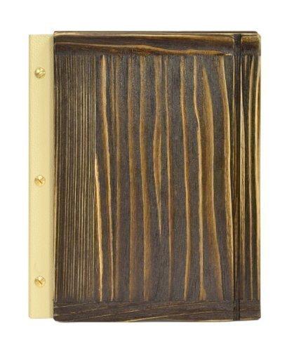Carta Menú de madera soporte para menús A4 tamaño Handel Pub ...