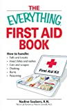 First Aid Book, Nadine Saubers, 1598695053