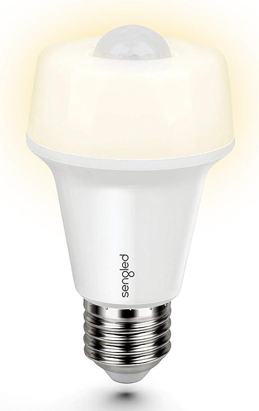 6 Teilige Sensor LED Glühbirne Mit Automatischem Ein  Und Ausschalten Der