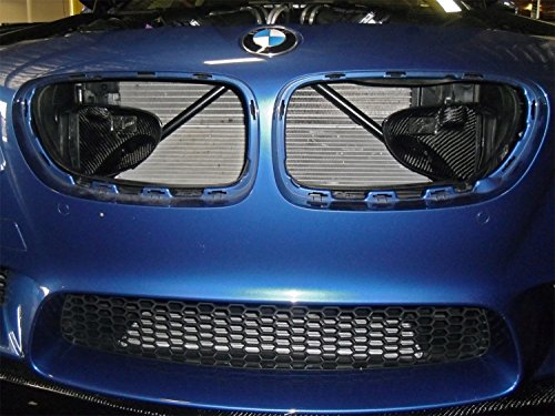 Amazon.com: aFe Power Magnum FORCE 54-12489-C BMW M5 (F10) Intake System Scoops (Carbon Fiber): Automotive