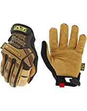 Mechanix Wear: M-Pact Leather Work Gloves (Small