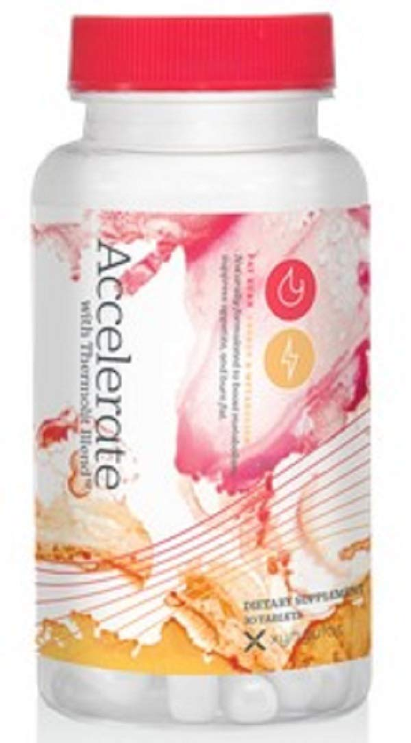 ACCELERATE by Xyngular: Fat Burner, Energy & Metabolism Booster Formula by Xyngular
