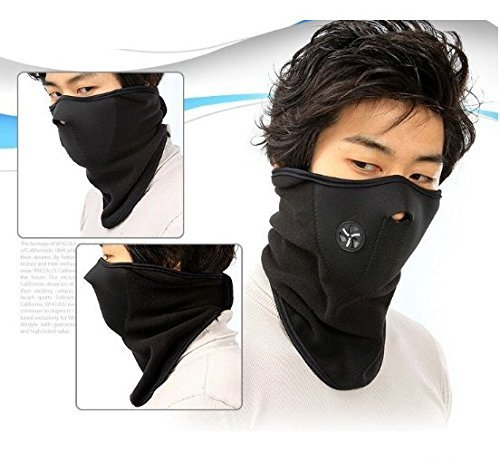 Anti Cold Mask Winter Warm Neck Face Mask Paintball Bicycle Bike Motorcycle