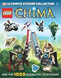 LEGO Legends of Chima Ultimate Sticker Collection, Dorling Kindersley Publishing Staff, 1465408622