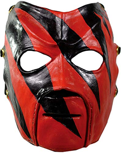Trick Or Treat Studios Adult Deluxe WWE Kane Mask - ST