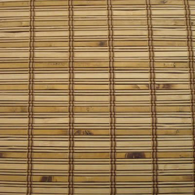 Grass Woven Shades Reed - Made-to-Order, Super Saver Woven Wood Shades, 30W x 44H, Ashbury Camel