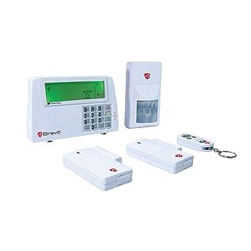 Bravo SCUDO Blanco sistema de alarma de seguridad - Sistemas ...