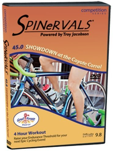 Spinervals Competition 45.0 - SHOWDOWN at the Coyote Corral by Spinervals: Amazon.es: Deportes y aire libre