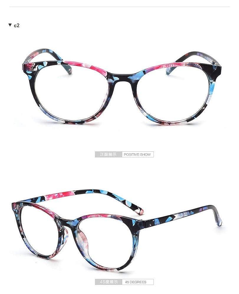 Anti-Blu-Ray Glasses Flat Mirror Anti-Radiation No Degree Personality Trend Literary Retro
