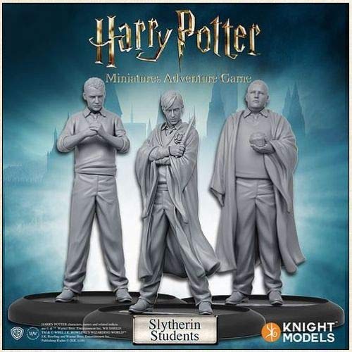 Adventures Miniatures - Harry Potter Miniatures Adventure Game Slytherin Students Expansion