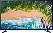 "Samsung Pantalla 55¨ Smart TV 55"" 4K UHD UN55NU709"
