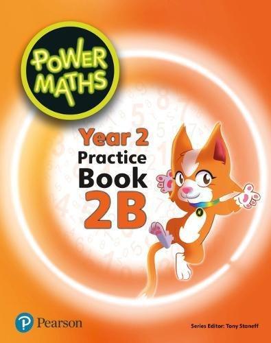 Power Maths Year 2 Pupil Practice Book 2B (Power Maths Print)