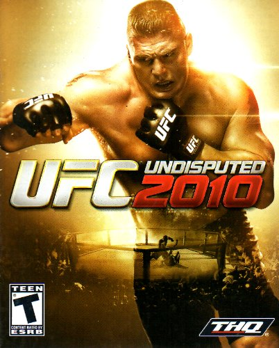 UFC Undisputed 2010 PS3 Instruction Booklet (Sony PlayStation, used for sale  Delivered anywhere in USA