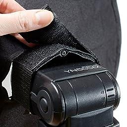RoundFlash Beauty Dish Collapsible Softbox for Nikon, Canon, Sony, Pentax, Olympus, Panasonic Lumix, Neewer, Yongnuo External On-Camera Shoe-Mounted Flash Units