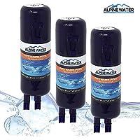 Wl0295370A, Wl0295370 EDRlRXDl Pur Filter I P4RFWB Kenmore 46-9930, 46-9081 Premium Refrigerator Water Filter (3-pack)