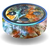 MightySkins Skin For Amazon Echo Dot (2nd Gen) - Space Cloud | Protective, Durable, and Unique Vinyl Decal wrap cover | Easy To Apply, Remove, and Change Styles | Made in the USA