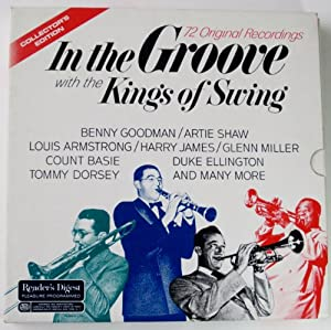 goodman collector box. in the groove with kings of swing: 72 original recordings (collector\u0027s edition) [box set,collector\u0027s edition] goodman collector box