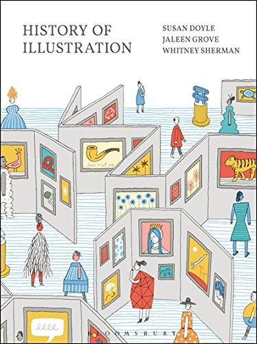 History of Illustration por Jaleen Grove