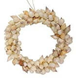 Mixed Real Shell Wreath