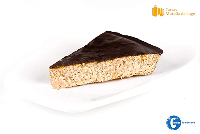 Tarta de Nuez con Chocolate - Tartas Muralla: Amazon.es: Alimentación y bebidas