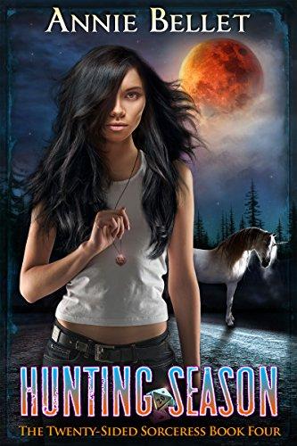 (Hunting Season (The Twenty-Sided Sorceress Book 4))