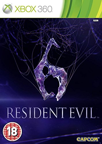 Resident Evil 6 (Xbox 360) product image