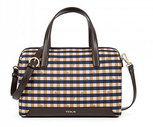 Bolso Bandolera Tous modelo Samara en color multi con bolso verano Tous de regalo