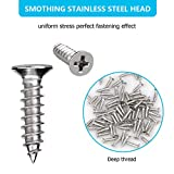 4 Pieces Stainless Steel Straight Brace